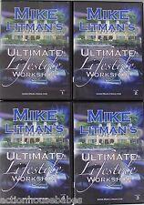Set of 4 ULTIMATE LIFESTYLE WORKSHOP Volumes 1-4 ~ MARK LITMAN'S