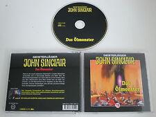 GEISTERJÄGER JOHN SINCLAIR/72/DAS ÖLMONSTER(LÜBBE HÖRSPIELE) CD