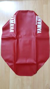 coprisella copertina sella Yamaha XT 600 TT 600 1983 1992 Tenerè Blackbird rosso