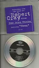 ROBERT CRAY w/ RARE Moan RADIO EDIT 5TRX SAMPLER PROMO DJ CD Single 1995 USA