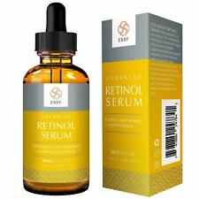 Essy Retinol Serum Advanced Anti Aging, Anti Wrinkle, Firming 1oz.