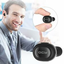 Mini Bluetooth Headset Stereo Car Headphone for iPhone Samsung Htc Lg Motorola