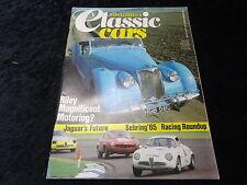 Classic Car Magazine - Sept 1984 - RM Rileys & Cabriolet Cars