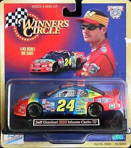 MINT VINTAGE 1998 Jeff Gordon 24 Dupont 2X CHAMPION 1:43 WC Chevy Monte Carlo