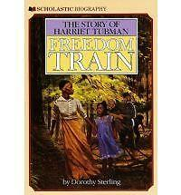 Freedom Train: The Story of Harriet Tubman-ExLibrary