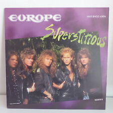 "MAXI 12"" EUROPE Superstitious 652879 6"