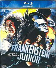 FRANKENSTEIN JUNIOR (1974 di Mel Brooks) BLU RAY DISC NUOVO SLIPCASE!