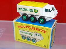 Matchbox Moko Lesney Alvis Bp - 61 Raro