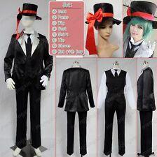 VOCALOID MIKUO Mr Alice Cosplay Costume Custom