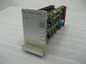 Applied Materials AMAT Chopper Drive Module 0100-00060