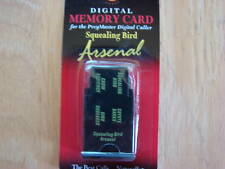 Johnny Stewart Squealing Bird Arsenal Memory Card New For Preymaster Pm-3 And 4