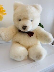 "Vintage Large 18"" Gund Plush Collectors Classic 1983 Stuffed Teddy Bear Retired"