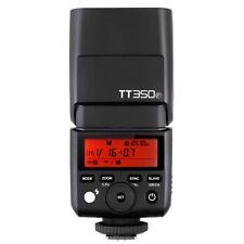 NEW Godox TT350P 2.4G HSS TTL Flash Speedlite for PENTAX Mirrorless DSLR Camera