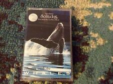 JOURNEY WITH THE WHALES Cassette Dan Gibson's SOLITUDES 1995 Very Good