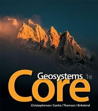 Geoysystems Core by Stephen Cunha, Robert W. Christopherson and Charles E....