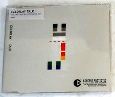 COLDPLAY - TALK - CD Single Sigillato