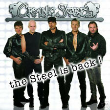 Crying Steel-The Steel is back-CD - 163752