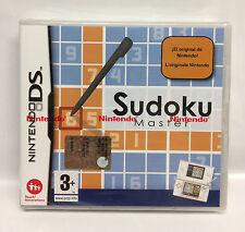 SUDOKU MASTER - NINTENDO DS