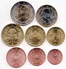 SÉRIE EURO NON CIRCULANTE (UNC) - AUTRICHE 2011
