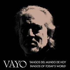Vayo - Tangos Del Mundo De Hoy - Tangos Of Today's World [New CD]
