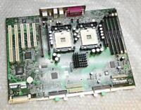 Dell 2H882 02H882 Precision 530 Workstation Dual Socket 603 Motherboard & Tray