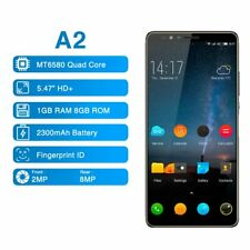 Elephone A2 5.47 Inch 18:9 Full Screen Mobile Phone Android 8.1 MT6580 Quad Core
