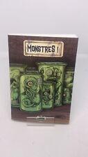 Monstres ! - Anthologie horreur et fantastique - Collectif - Editions Céléphaïs