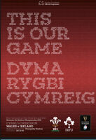 Wales v Ireland 6 Nations Rugby 7-2-21 - Official Electronic Programme