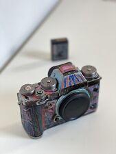 Fuji Fujifilm Xt-2 24.3Mp Painted Camera - ex Vii Photo Ashley Gilbertson
