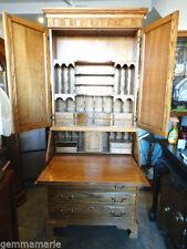 Oak Contemporary Reproduction American Antique Furniture