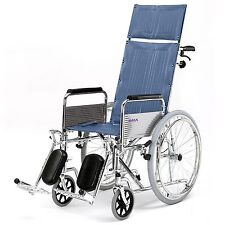 Roma Medicalself Propel Fully Reclining Back 1710 Wheelchair