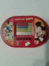 Mickey Mouse Yahtzee Jr. Electronic Hand-Held game, Hasbro 2000