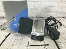 Palm Pilot M515 Handheld Pda with Charger Cradle & Manual
