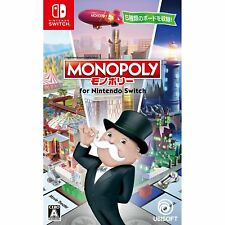 Ubisoft Monopoly  NINTENDO SWITCH JAPANESE IMPORT REGION FREE