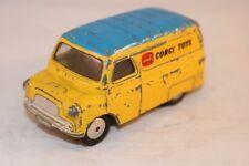 "Corgi Toys  422 Bedford 12 cwt Van ""Corgi Toys"" very scarce all original model"