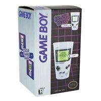 Classic Nintendo Game Boy Retro Gaming Console Colour Change Drinks Glass
