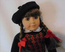 """New ListingAmerican Girl 18"""" Retired Molly Doll w/ Clothing & Accessories Lot - Pc"""