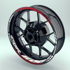 Felgenaufkleber Motorrad Felgenrandaufkleber  Honda CBR600F Optik viele Farben