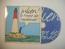JULIEN CLERC : LE PHARE DES VAGABONDES ! ♦ CD SINGLE PORT GRATUIT ♦