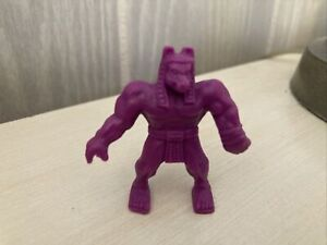Matchbox Vintage Monster in My Pocket Big Boy Exclusive Promo Purple Anubis #75