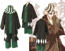Bleach Urahara Kisuke and Hat Costume Cosplay