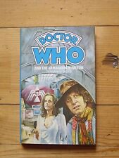 Doctor Who and the Armageddon Factor *1980 W H ALLEN HARDBACK, NOT EX-LIBRARY*