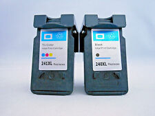 2Pk PG240XL CL241XL Ink Cartridge for Canon Pixma MG3620 MG4120 MX532 MX472 439