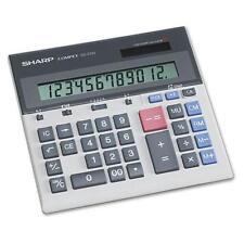 Sharp QS-2130 Compact Desktop Calculator 12-Digit Display