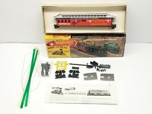 New Old Stock Miller Brothers 101 Ranch Train Car Roundhouse HO Scale Kit No 4
