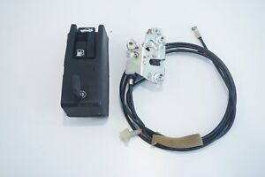 1993 - 1994 Honda Del Sol Trunk Latch Conversion Kit OEM