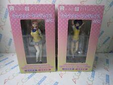 Anime Ano Natsu de Matteru Mio & Kanna Character Figure 2 Full Set FuRyu Japan