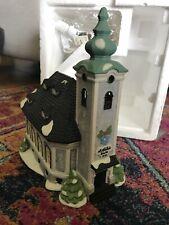 Dept 56 Alpine Village Series St. Nikolaus Kirche (Church) 56.56170