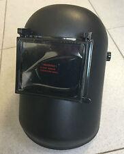 Soldadura Pantalla de Soldador con visor abatible 110x90mm Soldar Seguro CALIDAD