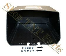 1952 1953 Ford Full Size Glove Box Liner With Screws & Bumpers